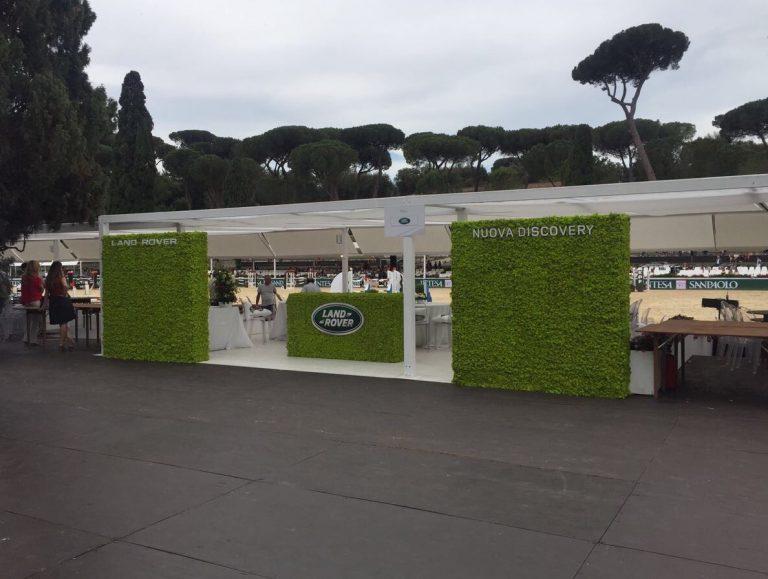 Piazza di Siena – Roma